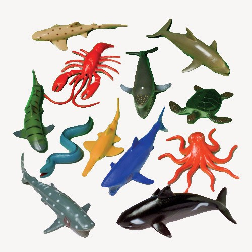 Sea Creature Toys : Category